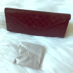 Gucci Leather Case-New